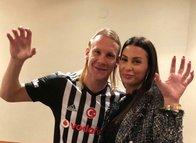Domagoj Vida'nın eşi Ivana çıldırdı: Utanmazlık
