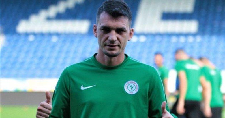 Abdullah Durak yeni sezon hazırlık kampında açıklamalarda bulundu