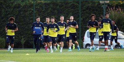 Fenerbahçe'de hazırlıklar start aldı