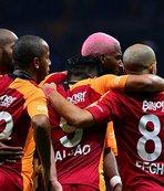 Galatasaray'ın Avrupa'daki 281. randevusu