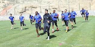 Yeni Malatyaspor'da Beşiktaş mesaisi başladı