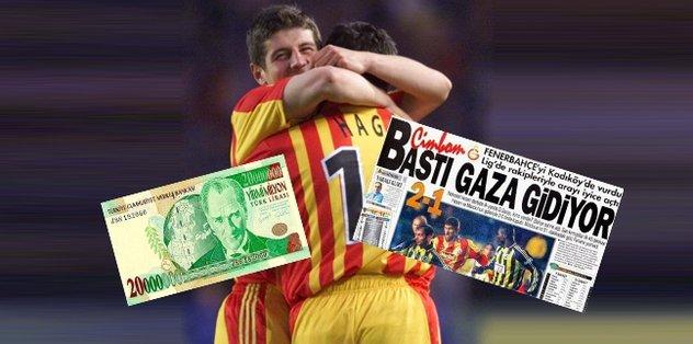 Galatasaray'ın Kadıköy zaferinden bugüne Türkiye'de neler oldu?