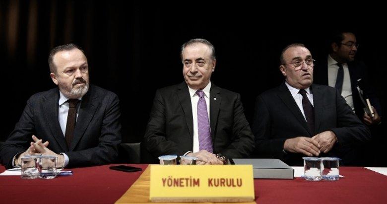 Galatasaray yönetimi resti çekti! Terim'in cezası...
