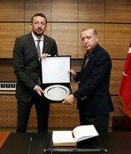 """Hidayet Türkoğlu: """"1 numarayız"""""""