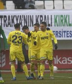 Fenerbahçe tur kapısını araladı!