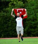 Atletizm Milli Takımı yurda döndü