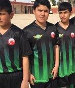 Suriyeli çocuklaraforma desteği