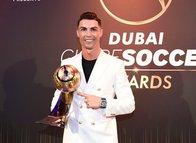 İşte Cristiano Ronaldo'nun yeni saç stili! Volkan Demirel detayı...