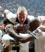 Beşiktaş'ın Genk karşısındaki ilk 11'i