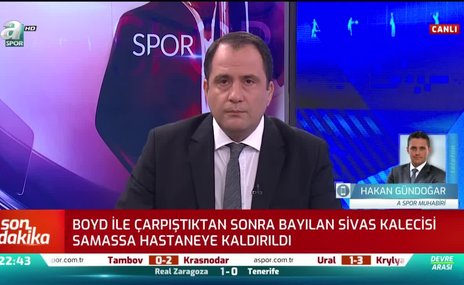 Sivas'ta korkutan anlar! Ambulansla hastaneye kaldırıldı