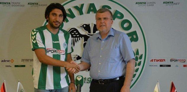 Konyaspor'a pilot takımından transfer