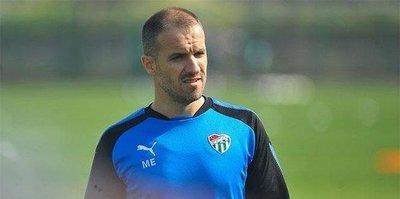 Bursaspor yeni teknik direktörü Mustafa Er'den ilk açıklamalar