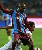 Trabzonspor, Nwakaeme ile coşuyor