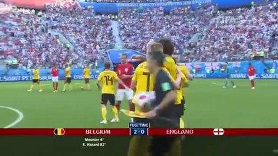 Belçika - İngiltere : 2-0 | ÖZET İZLE