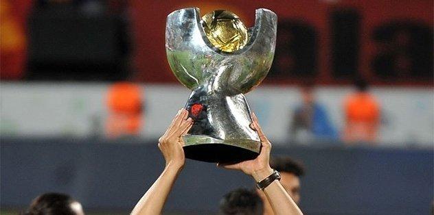 Süper Kupa I Galatasaray - Akhisarspor maçı ne zaman, saat kaçta ve hangi kanalda yayınlanacak?