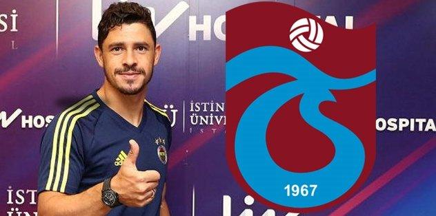Trabzonspor, Giuliano için FIFA'ya gidiyor