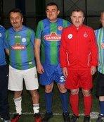 Bakan Bak, halı sahada futbol oynadı! 2 gol, 2 asist