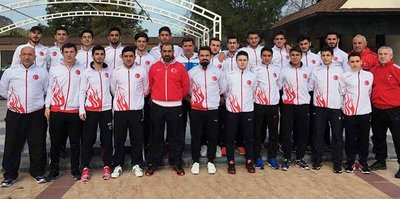 Karatecilerden Dubai'de 9 madalya