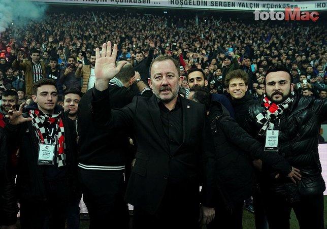 Menajeri duyurdu! Beşiktaş'la görüşüyoruz