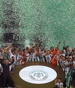 Konyaspor beat Besiktas to claim Turkish Super Cup