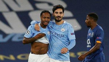 Manchester City 3-1 Porto | MAÇ SONUCU