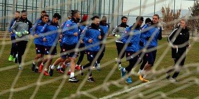 Erzurumspor'da hazırlıklar sürüyor