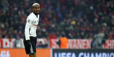 Anderson Talisca'dan Beşiktaş'a kötü haber!