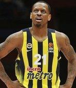 James Nunnally Fenerbahçe'den ayrıldı