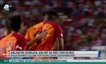 Galatasaray'ın Avrupa geliri belli oldu