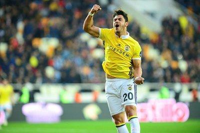 Giuliano Fenerbahçeyi uçuruyor
