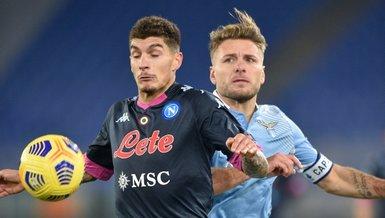 Lazio - Napoli: 2-0 | MAÇ SONUCU ÖZET