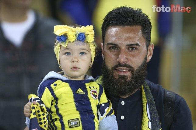 İşte Fenerbahçe-Ankaragücü maçından kareler