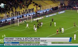 Mehmet Topal'a büyük onur
