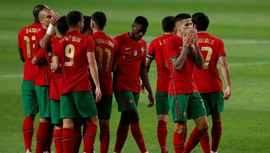 Son dakika spor haberi: Portekiz Milli Takımı'nda Covid-19 şoku! Joao Cancelo kadrodan çıkarıldı