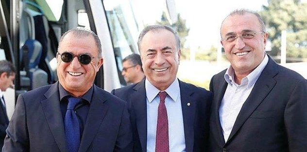 Rekortmen Galatasaray