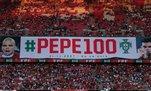 Portekiz Pepe'nin 100. maçını video ile kutladı!