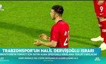 Trabzonspor'un Halil Dervişoğlu ısrarı