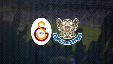Galatasaray St. Johnstone Avrupa Ligi maçı ne zaman, saat kaçta ve hangi kanalda CANLI yayınlanacak?