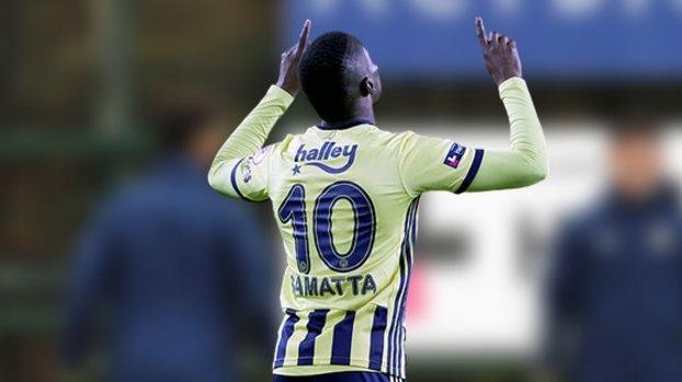 Fenerbahçe'de Mwana Samatta'ya takım arkadaşlarından sürpriz! Uçakta... #