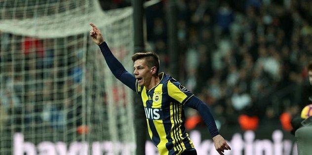 Fenerbahçe'de Zajc'a Betis talip