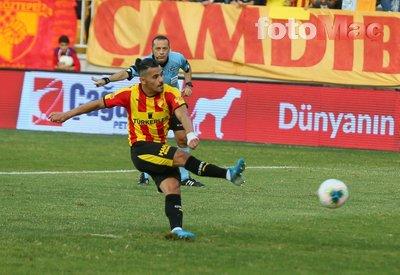 Göztepeli Serdar Gürler'den tarihe geçecek penaltı vuruşu!