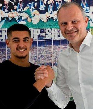 Schalke 04 Levent Mercan ile profesyonel sözleşme imzaladı
