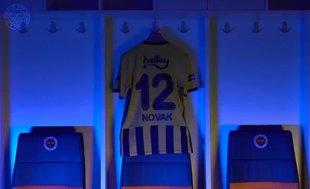Fenerbahçe Novak transferini böyle duyurdu