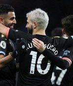 Manchester City deplasmanda farka koştu!