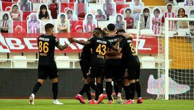 Sivasspor 0-2 Kayserispor | MAÇ SONUCU
