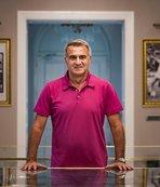 Şenol Güneş'ten Galatasaray'a yabancı eleştirisi
