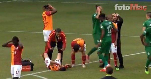 Emre Akbaba sahalara ne zaman dönecek? Şoke eden tarih belli oldu...  Son dakika Galatasaray haberleri...