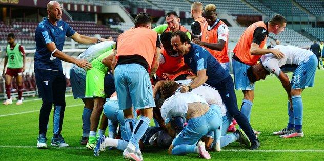 Torino 1-2 Lazio | MAÇ SONUCU