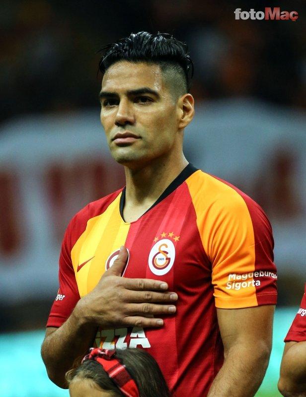 Galatasaraylı Falcao'ya çılgın ücret!
