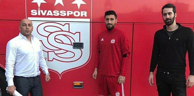 Papp, Sivasspor'da
